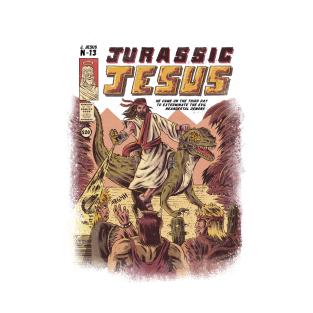 JURASSIC JESUS t-shirts