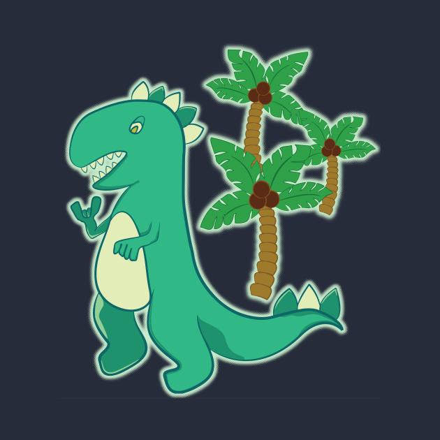 T-Rex in the Wild