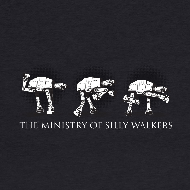 Silly Walkers