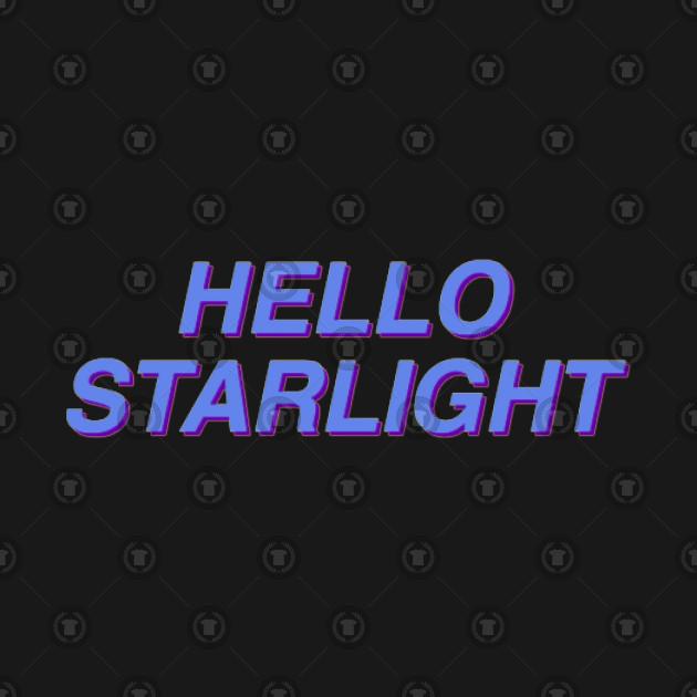Hello Starlight! - Blue