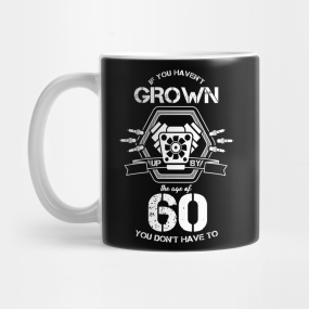 Funny Birthday Gift For Men And Women Mugs