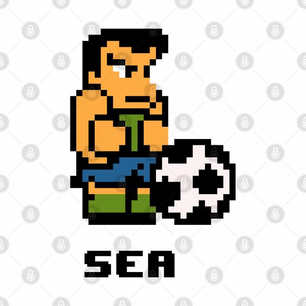 8-Bit World Cup - Seattle