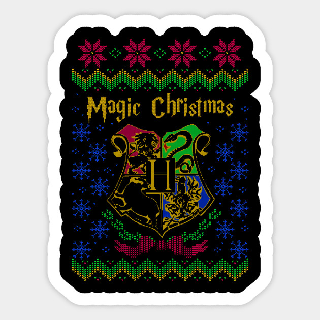 Harry Potter Christmas Gifts.Magic Christmas Gift Shirt Harry Potter Christmas Gift