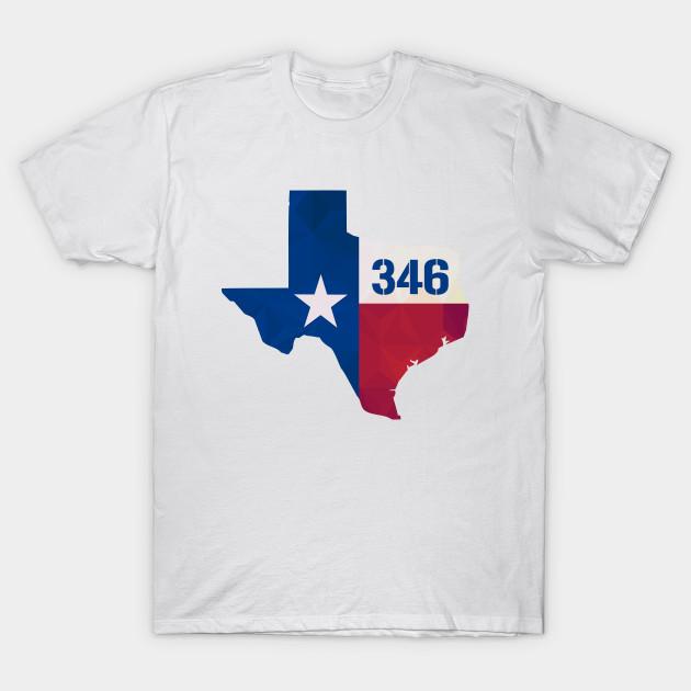 Texas USA 346 Area Code