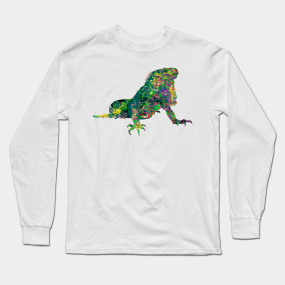 96cc82cf4 Reptiles Long Sleeve T-Shirts   TeePublic