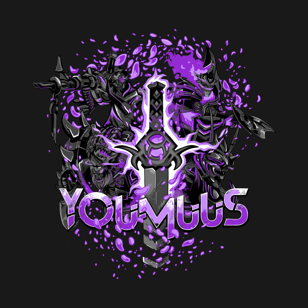 Limited Edition Youmuus Purple