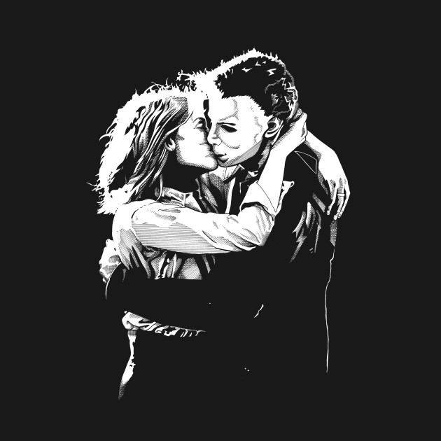 LOVE - Michael Myers and Laurie Strode