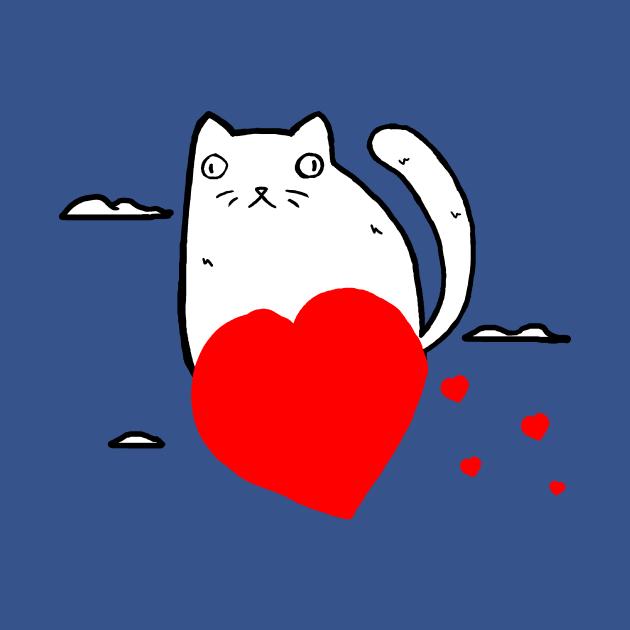 Rasabi Cat - Heart Ride