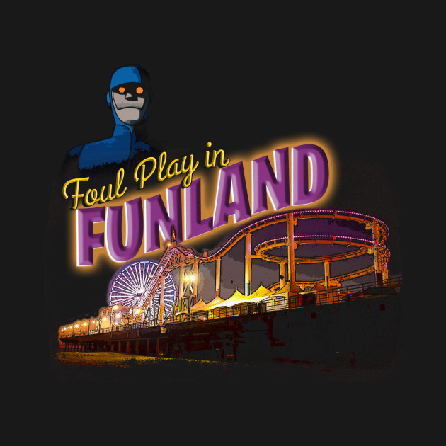 Foul Play in Funland an Original Scooby Doo Where are You adventure