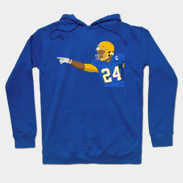 7b169d007 Conner Strong - James Conner - Hoodie