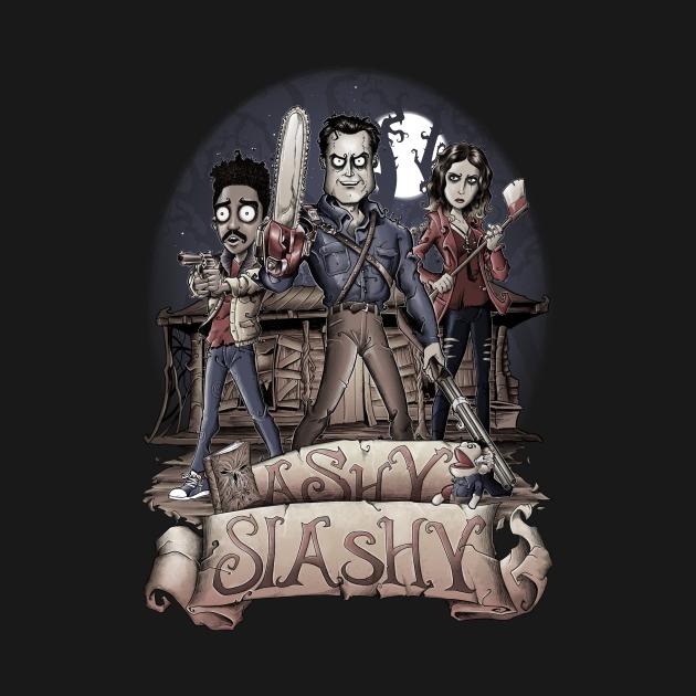 Ashy Slashy