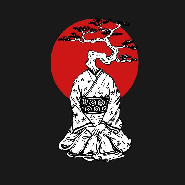 Bonsai Geisha