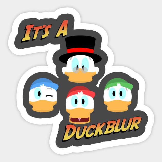 DuckTales Gang