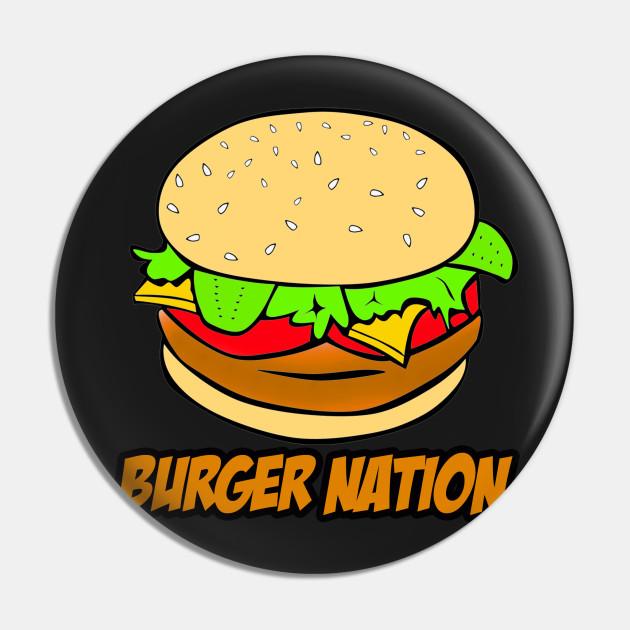 Burger Nation Tee