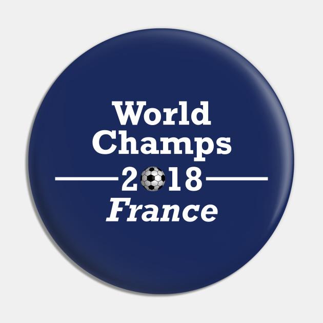 World Champs 2018 France