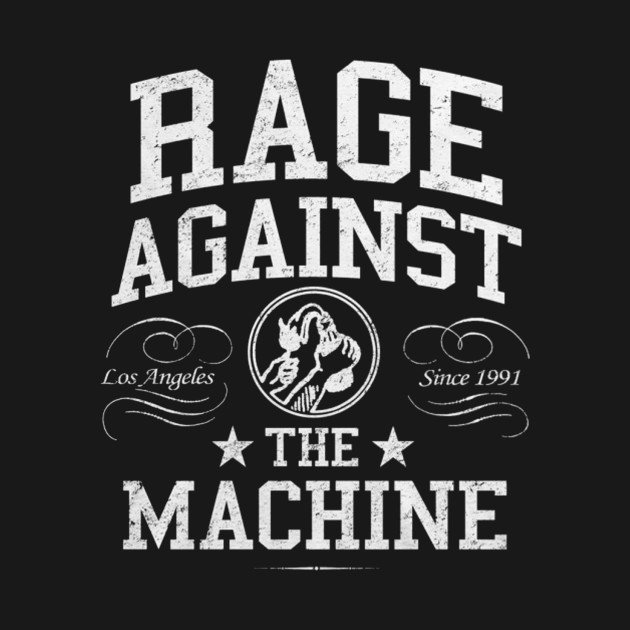 Rage Against The Macahine