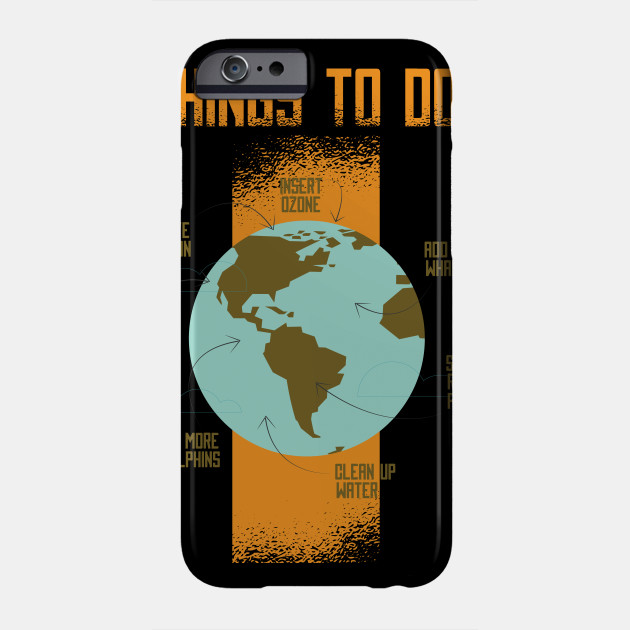 Save Earth Phone Case