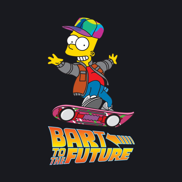 BART TO THE FUTURE!