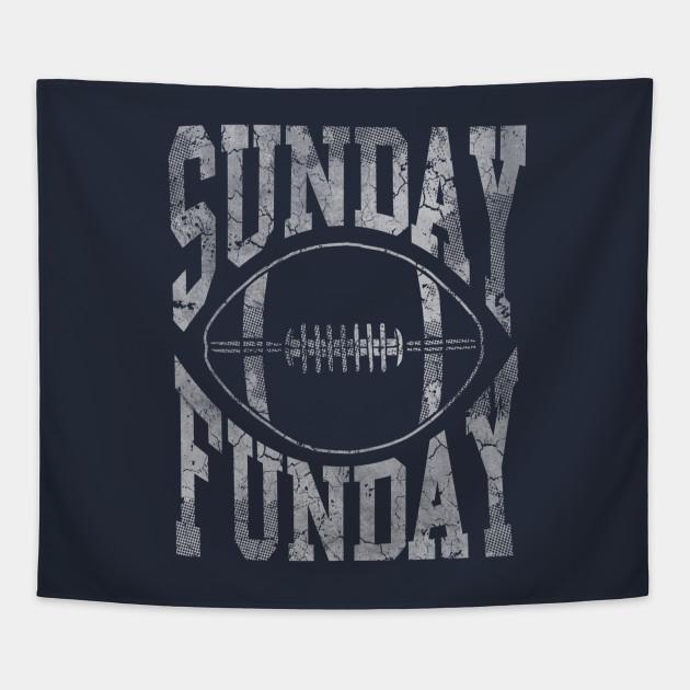 Retro Sunday Funday Football
