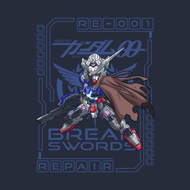 Break Sword