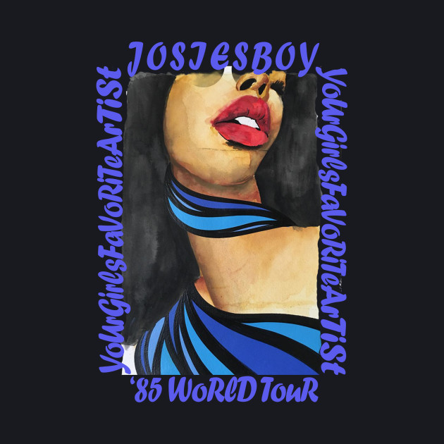 Call Me When It's Over JosiesBoy World Tour