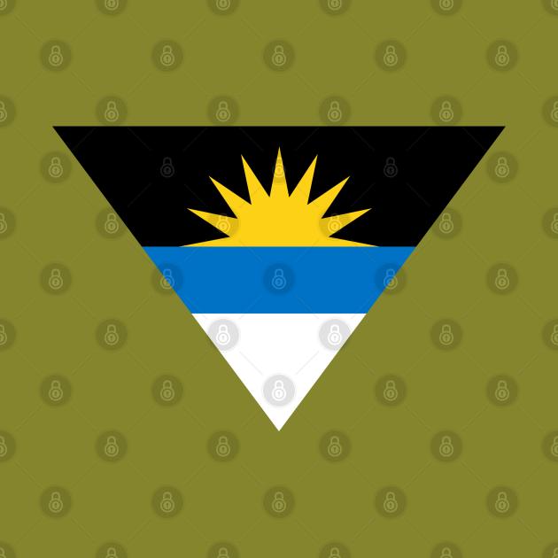 Antiguan Barbudan Flag