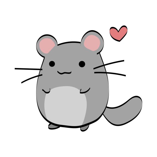 A Little Chinchilla Friend