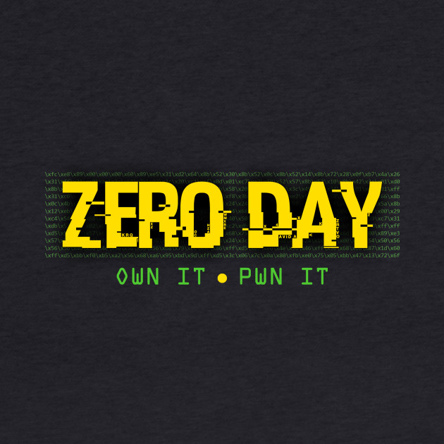 0day - own it, pwn it