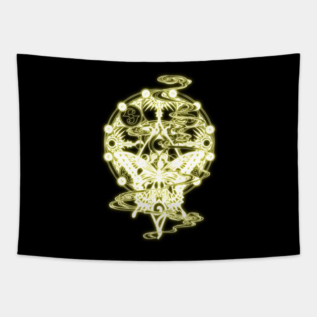 xxxholic yuuko ichihara magic circle