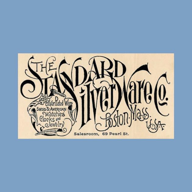 Vintage Ad Silver Ware