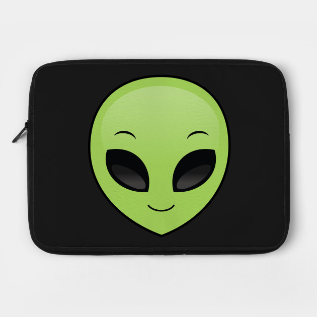Alien Emoji by raekeiko