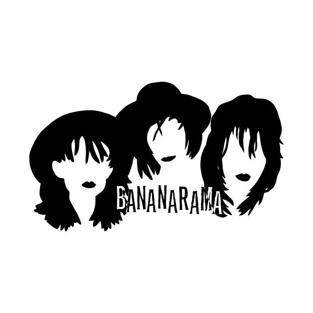 Bananarama (black)