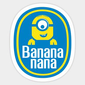 Bananas Stickers Teepublic