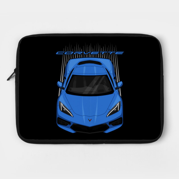 Chevrolet Corvette C8 2020 Rapid Blue Chevrolet Corvette C8