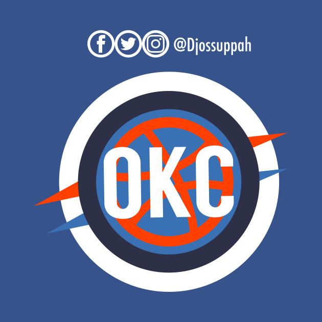 Okc Thunder Logo My Style