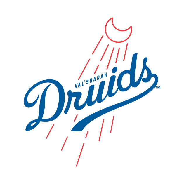 Druids - WoW Baseball
