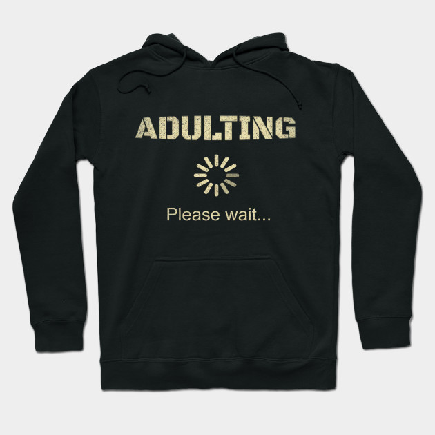 Adult 18th Birthday Gift For 18 Years Old Girls Boys Present Hoodie