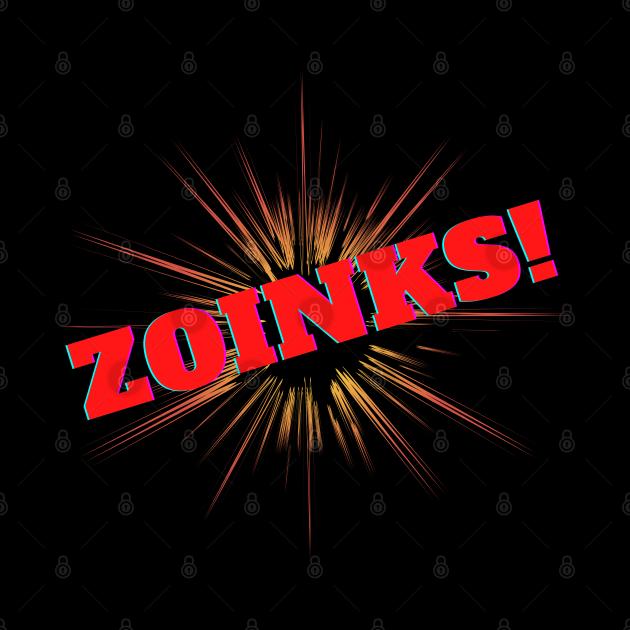Jinkies, Zoinks, slang, scooby doo, cartoon, jinkies
