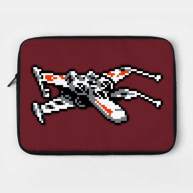 X Wing Low Res Pixelart By Cheesemouse2