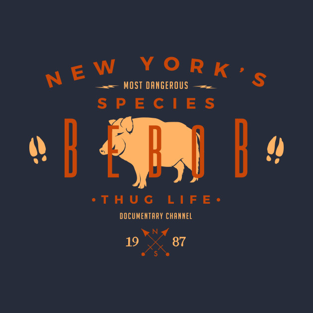 Ny Species – Bebob T-Shirt