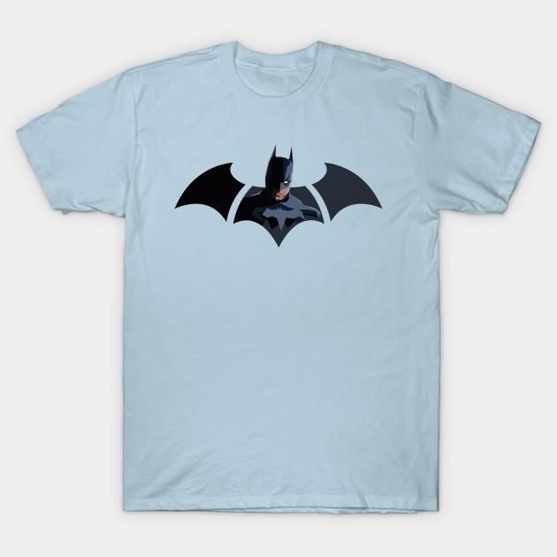 5bb57b0f Gotham's Guardian - Batman - T-Shirt | TeePublic