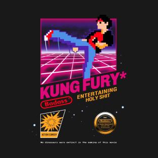Kun Fu Retro Game