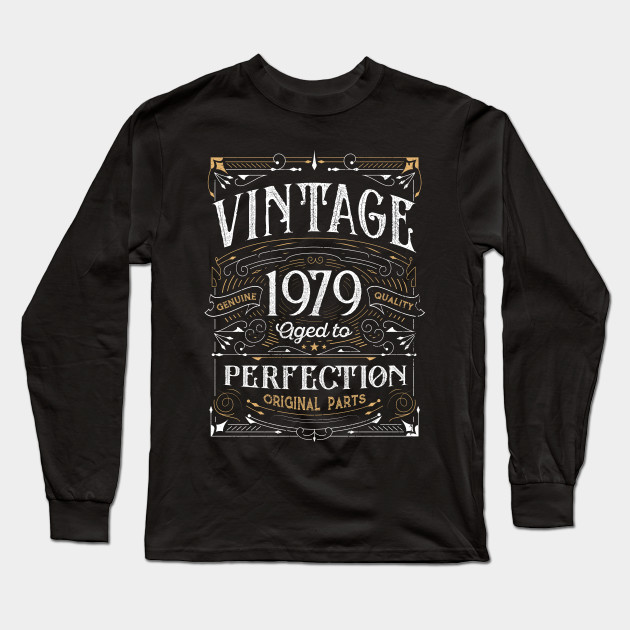 Vintage 1979 Aged To Perfection