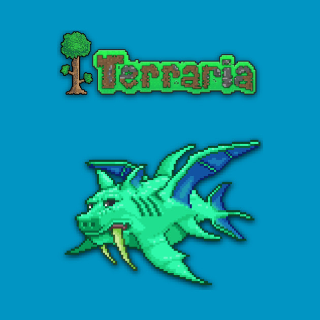 Terraria Duke Fishron