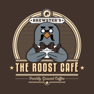 The Roost Café t-shirts