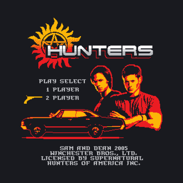 Hunters the Video Game