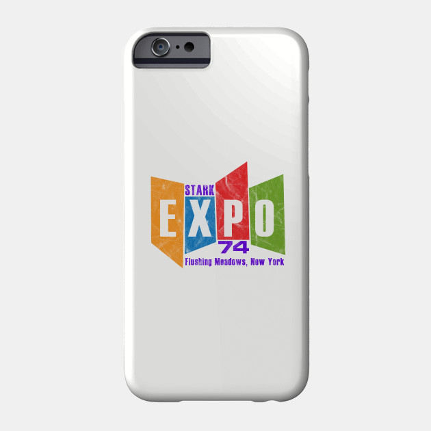 Stark Expo 1974 - Stark Industries Phone Case