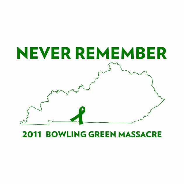 Never Remember Bowling Green Massacre