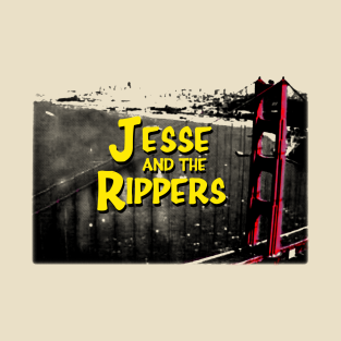 Jesse and the Rippers: 90's Style t-shirts