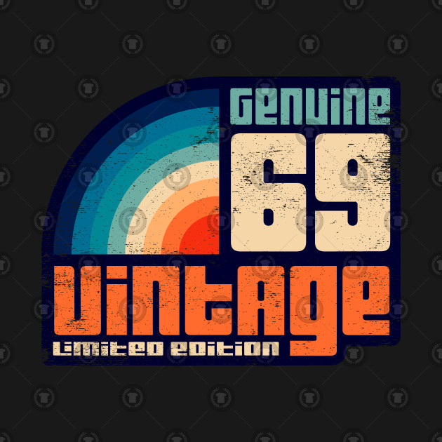 Retro Vintage Graphic 50 Years Old 50th Birthday Gift